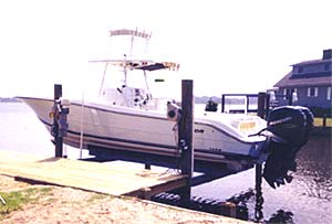 Low Profile Boat Lifts