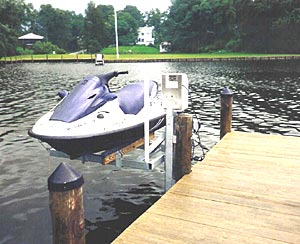 Boatlifts Personal Watercraft Jet Ski Pwc Low Profile