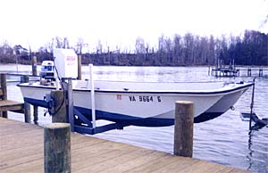 Personal Water Craft (PWC) and Small Boat Lifts