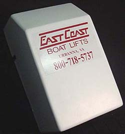 East coast boat lifts boat lift hardware for Boat lift motor covers